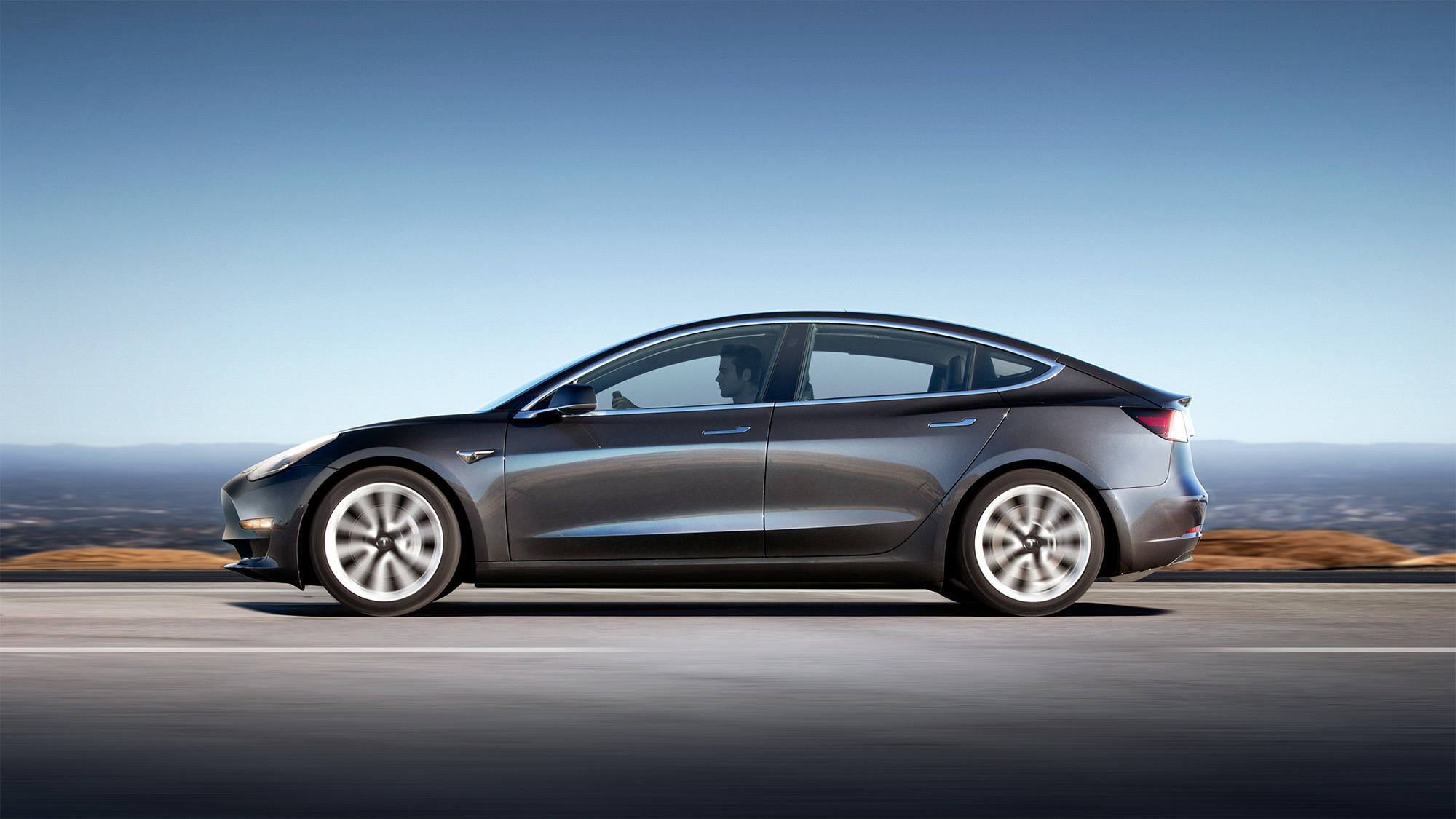 The Tesla Model 3 production time
